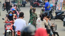 Tantangan Pembatasan TNI untuk Melawan Covid Ada di Pemda