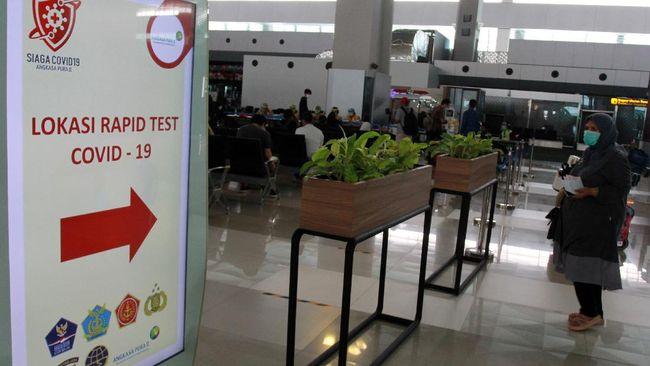 PT Angkasa Pura II akan menerapkan sistem prapesan atau preorder dalam melayani tes PCR dan rapid test antigen Covid-19 di bandara.