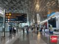 AP II Ungkap Tiga Dokumen Wajib Penumpang Bandara Soetta