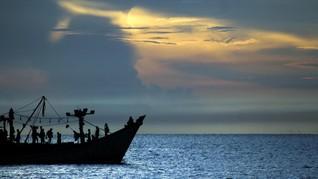 Polisi Tangkap 4 Perompak di Laut Jakarta