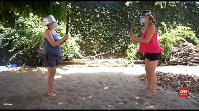 VIDEO: Cerita Wisatawan Terjebak di Afrika Akibat Corona