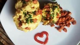 Resep Praktis Sahur: Baked Potato ala Anak Kos