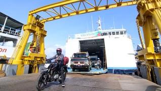 218.982 Orang Menyeberang ke Lampung Jelang Larangan Mudik