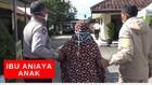 VIDEO: Ibu Bacok Anak Karena Dilarang Mudik