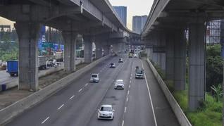 Lalin Tol Jakarta-Bandung Bakal Direkayasa 22-23 September