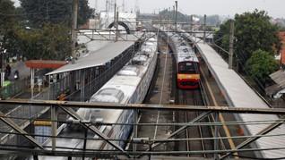 Serikat Pekerja KAI Tolak Rencana MRT Caplok Saham KCI