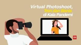 VIDEO: Virtual Photoshoot, Tren dan Bisnis Saat Pandemi