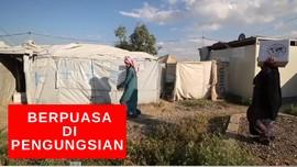VIDEO: Pengungsi Jalani Puasa Di Tengah Pandemi Covid-19
