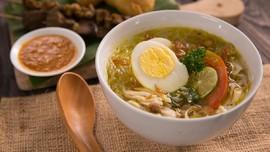 Soto Ayam Masuk Daftar Sup Terbaik di Dunia Versi CNN