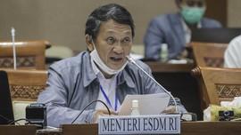 Menteri ESDM Minta Anak Buah Kejar Target Investasi Minerba