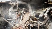 Korban Tewas Bangunan Runtuh di Pinggir Kota Mumbai Bertambah