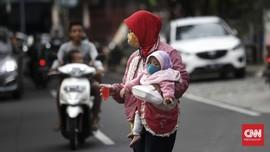 Jumlah Penduduk Miskin RI Capai 27,55 Juta Orang
