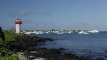 Gerbang Ekowisata Kepulauan Galapagos Kembali Dibuka