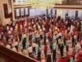 VIDEO: Masjid di Irak Dibuka, Salat Berjamaah Kembali Digelar