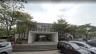 Masjid Kubus di Bandung yang Diapresiasi Penghargaan Dunia