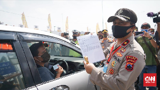 Penyerang Polisi Kejar Wakapolres Karangnyar dengan Sajam