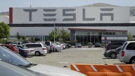 Tesla Bukukan Produksi 509.737 Mobil Listrik pada 2020