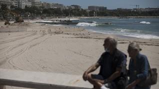 Senyap Kota Cannes Tanpa Selebriti dan Paparazzi