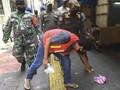 Langgar PSBB, 65 Warga Jakarta Dihukum Kerja Sosial