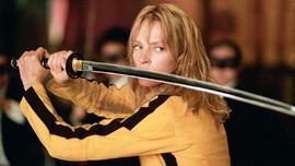 Uma Thurman dan Quentin Tarantino Bahas Peluang Kill Bill 3