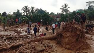 Bencana Alam Buat Indonesia Rugi Rp22,8 Triliun Setiap Tahun