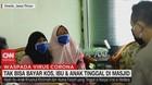 VIDEO: Tak Bisa Bayar Kos, Ibu & Anak Tinggal di Masjid