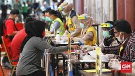Pasien Positif Covid-19 Riau Naik Pesawat ke Jakarta