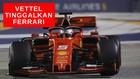VIDEO: Vettel Hengkang, Ferrari Incar Carlos Sainz Jr