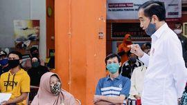 Jokowi Ungkap Masalah Riuh Rendah Rakyat soal BLT Corona