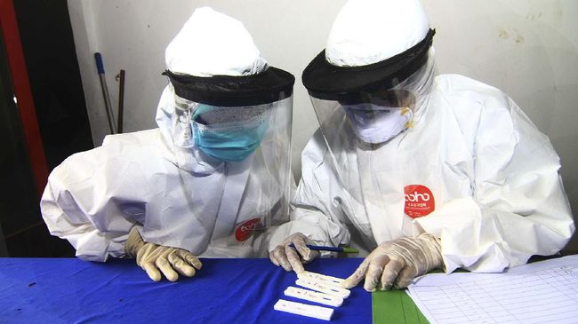 Tes Antibodi Akurat 100 Persen untuk Deteksi Corona Ditemukan