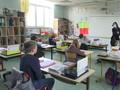 VIDEO: Siswa Prancis Kembali Sekolah Usai Lockdown