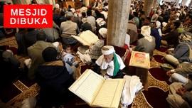 VIDEO : Iran Izinkan Masjid Dibuka Ibadah 10 Malam Terakhir
