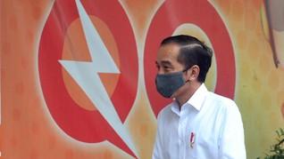 Corona, Jokowi Minta Pebisnis Tingkatkan Protokol Kesehatan