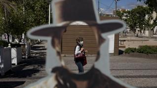 FOTO: Festival Film yang Berganti Pandemi di Kota Cannes