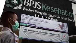 Warga DKI Gugat Perpres Kenaikan Iuran BPJS Kesehatan ke MA
