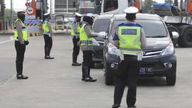 Setiap Hari Polisi Halau 600-800 Kendaraan Masuk Sumut