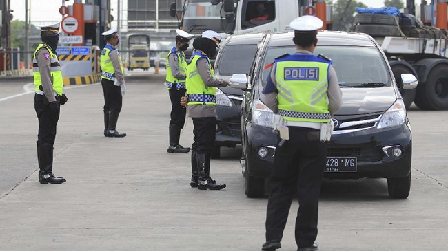 Geliat Jabar Hingga Yogyakarta Siapkan Penyekatan Mudik
