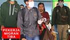 VIDEO: Ribuan Pekerja Migran Pulang ke Indonesia