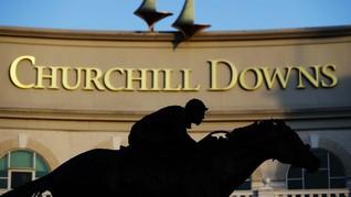 FOTO: Pacuan Kuda Kembali ke Churchill Downs Usai Pandemi