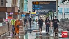 1.500 Penumpang Tiba di Bandara Soekarno-Hatta pada Hari Ini