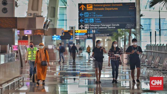AP II optimis subsidi tiket pesawat dapat mendorong pergerakan penumpang di lima bandara kelolaannya naik 45 persen pada November-Desember.