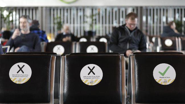 Pemerintah Selandia Baru bakal menutup seluruh perbatasan sepanjang 2021 jika pandemi virus corona belum berakhir.