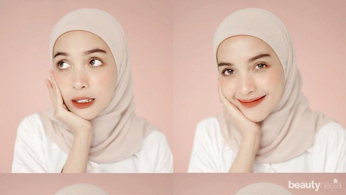 6 Makeup Serasi dengan Hijab agar Tidak Terlihat Berlebihan