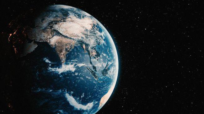 Perubahan di Bumi Efek Pelemahan Medan Magnet