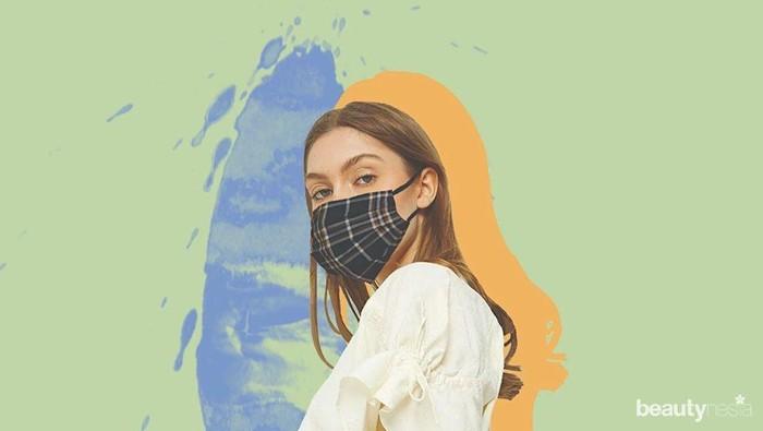 Rekomendasi Masker Kain Brand Lokal yang Bikin Kamu Tetap Stylish
