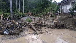 5 Ribu Warga Terdampak Banjir Bandang Bone Bolango Gorontalo