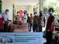 Yayasan Sosial Salurkan Donasi dari KLHK untuk Anak Jalanan