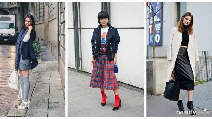 5 Gaya Fashion dengan Kaus Kaki ala Selebgram yang Bikin Makin Stylish