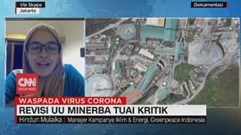 VIDEO: Revisi UU Minerba Tuai Kritik
