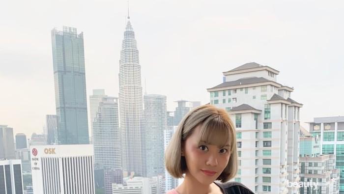 Penampilan Cleoptra, Eks Member JKT48 yang Kini Jadi Ibu Muda